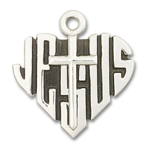 HEART of JESUS / CROSS